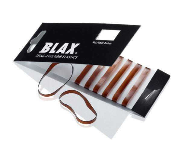 Blax Hair elastic amber