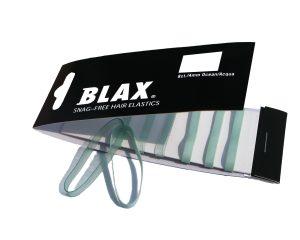 Blax hair elastic ocean acqua